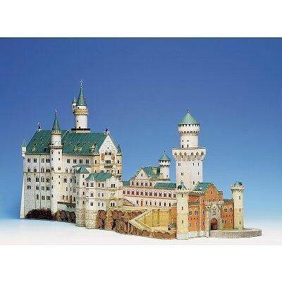Schreiber Bogen Castle Neuschwanstein