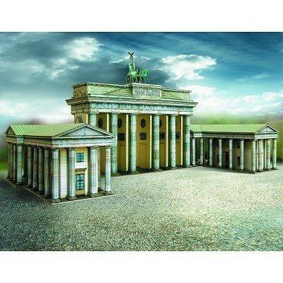 Schreiber Bogen Brandenburg Gate