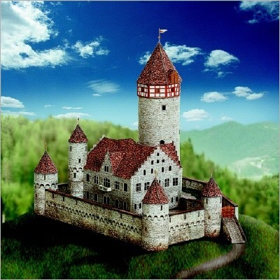 Schreiber Bogen Castle Möckmühl