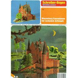 Schreiber Bogen Wasserburg Konradsheim