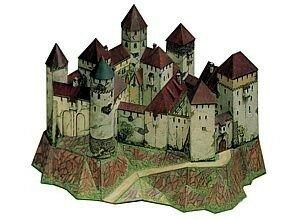 Schreiber Bogen Castle Dreienfels