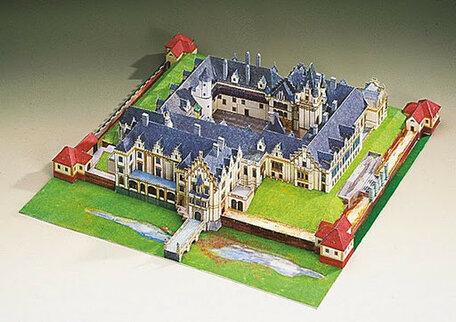 Schreiber Bogen Castle Grafenegg