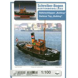 Schreiber Bogen Harbour Tug Bulldog