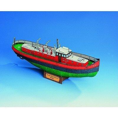 Schreiber Bogen Löschboot Kiel