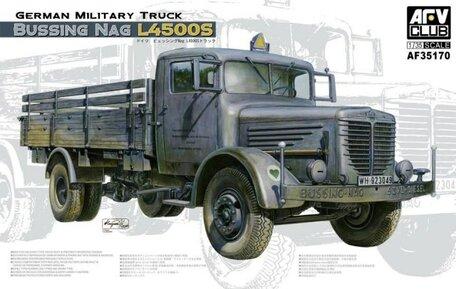 AFV Club Bussing Nag L4500S Truck 1:35