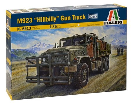 Italeri M923 ''Hillbilly Gun Truck 1:35