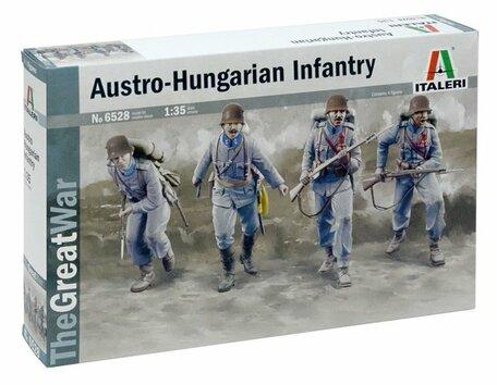 Italeri Austro-Hungarian Infantry 1:35