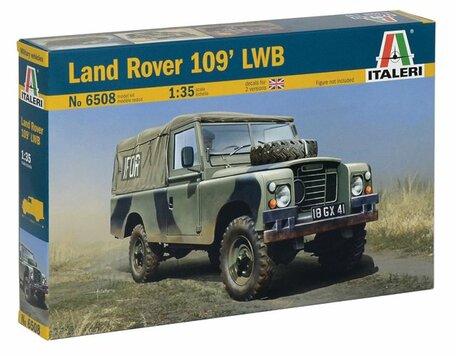 Italeri Land Rover 109 LWB 1:35