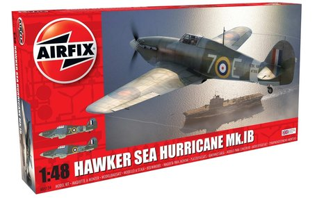 Airfix Hawker Sea Hurricane Mk.IB 1:48
