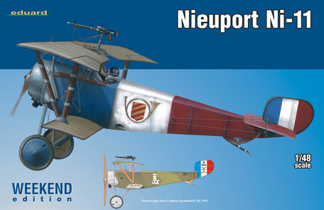 Eduard Nieuport Ni-11 Weekend Edition 1:48