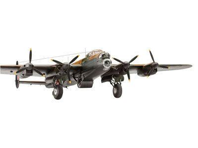 Revell Lancaster B.III