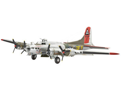 Revell B-17G Flying Fortress 1:72