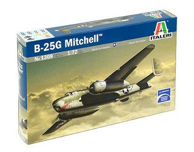 Italeri B-25G Mitchell 1:72