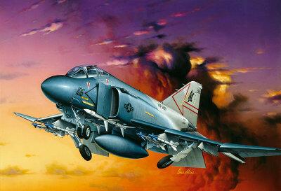 Italeri F-4S Phantom II 1:72