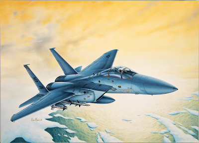 Italeri F-15C Eagle 1:72