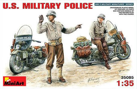 MiniArt U.S. Military Police 1:35