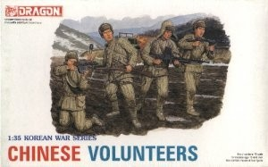 Dragon Chinese Volunteers 1:35