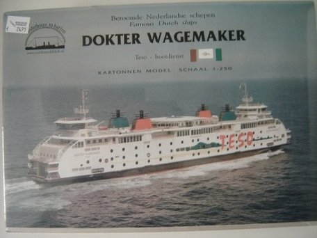 Scaldis Model Club Dokter Wagemaker