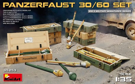 MiniArt Panzerfaust 30/60 Set 1:35