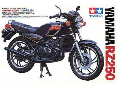 Tamiya Yamaha RZ250 1:12