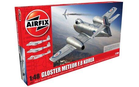 Airfix Gloster Meteor F.8 Korea 1:48