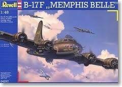 Revell B-17F Memphis Belle 1:48