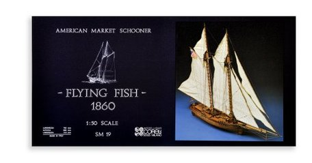 Corel Flying Fish 1:50