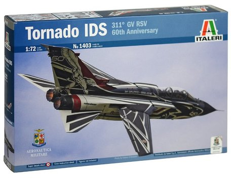Italeri Tornado IDS 60th Anniversary 1:72