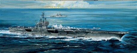 Italeri U.S.S. America CV-66 1:720