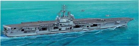 Italeri U.S.S. Ronald Reagan CV-76 1:720