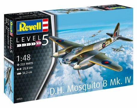 Revell D.H. Mosquito B Mk.IV 1:48