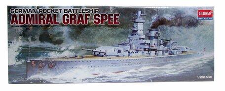Academy Admiral Graf Spee 1:350