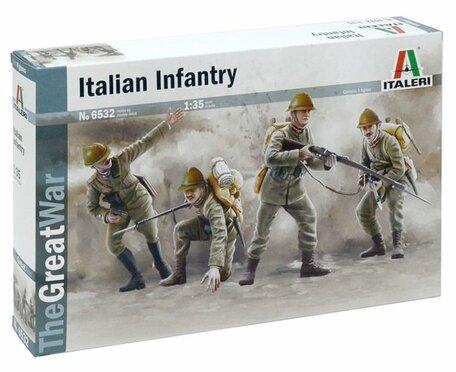 Italeri Italian Infantry 1:35