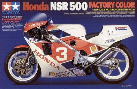Tamiya Honda NSR 500 1:12
