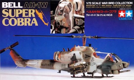 Tamiya Bell AH-1W Super Cobra 1:72
