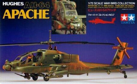 Tamiya Hughes AH-64 Apache 1:72