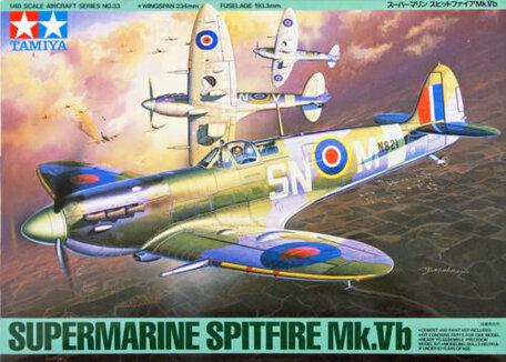 Tamiya Supermarine Spitfire Mk.Vb 1:48