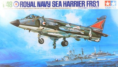 Tamiya Royal Navy Sea Harrier FRS.1 1:48