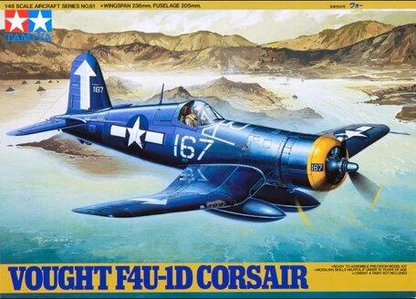 Tamiya Vought F4U-1D Corsair 1:48