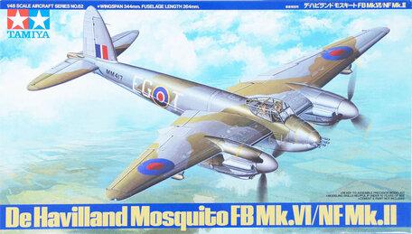 Tamiya De Havilland Mosquito 1:48