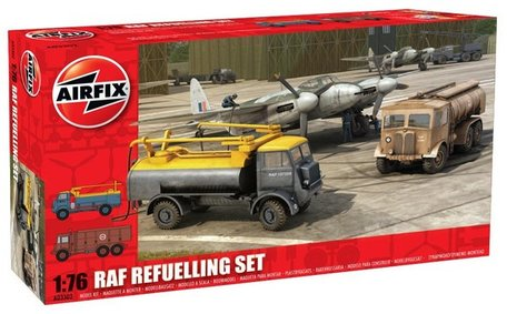 Airfix RAF Refuelling Set 1:76 (03302)
