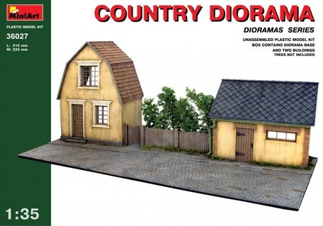MiniArt Country Diorama 1:35
