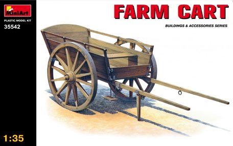 MiniArt Farm Cart 1:35