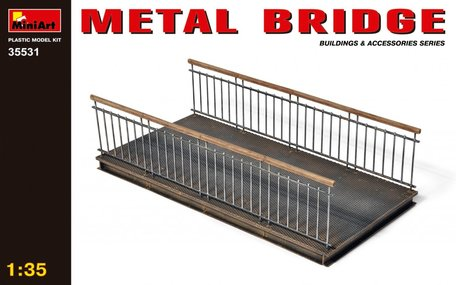 MiniArt Metal Bridge 1:35