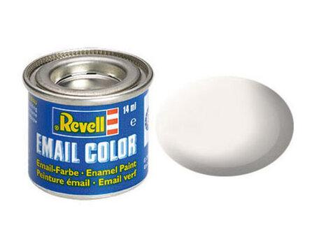 Revell 005: White Mat