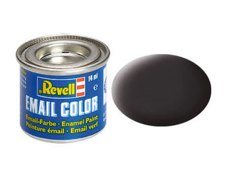 Revell 006: Tar Black Mat