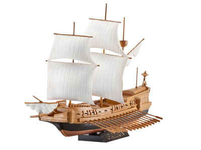 Revell Spanish Galleon 1:450