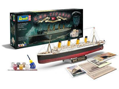 Revell R.M.S. Titanic 100th Anniversary Edition 1:400