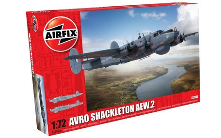 Airfix Avro Shackleton AEW.2 1:72