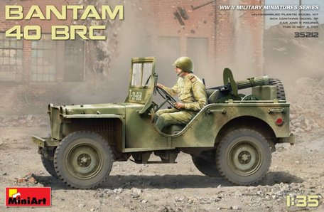 MiniArt Bantam 40 BRC 1:35